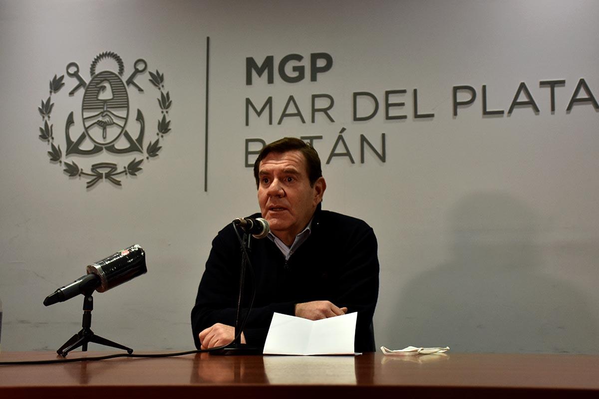 """Montenegro: """"Hay actividades que tienen que empezar a generar algún tipo de movimiento"""""""