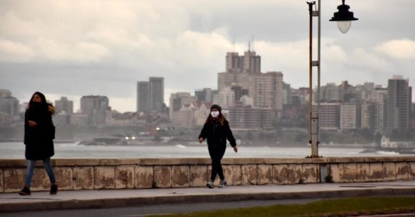 El tiempo en Mar del Plata: se esperan días fríos y ventosos para el fin de semana
