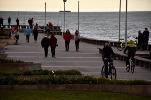 Cuarentena: oficializaron la continuidad de Mar del Plata en fase 4