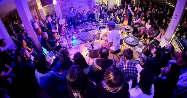 """""""Circular"""": en plena cuarentena Creciente lanza un disco de registros en vivo"""