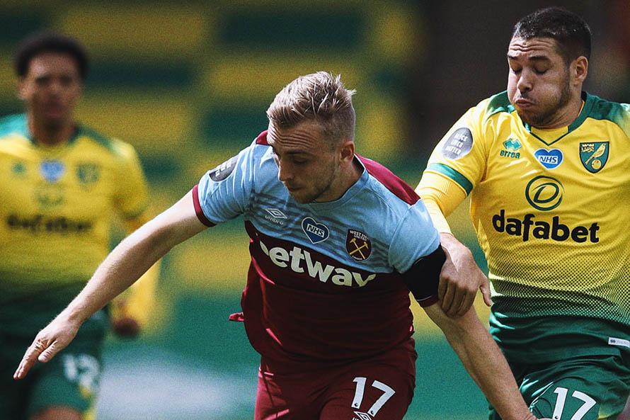 El Norwich de Emiliano Buendía, el primer descendido en la Premier League