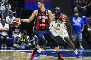 El marplatense Facundo Piñero jugará en el básquet de México