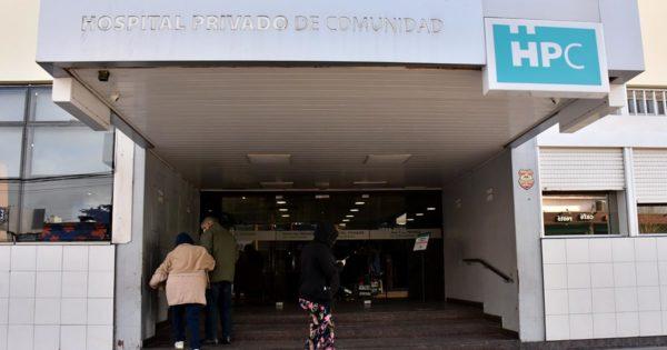 Tres trabajadores del Hospital Privado de Comunidad dieron positivo en coronavirus