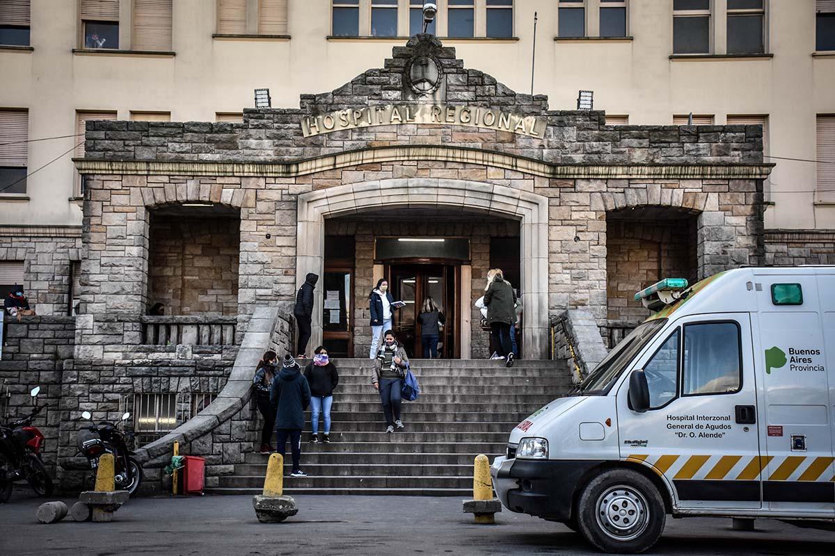 Coronavirus: dos nuevas muertes en el HIGA y un total de 89 internados