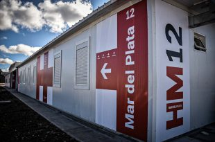 Temporada: prevén instalar otro hospital modular en Mar del Plata