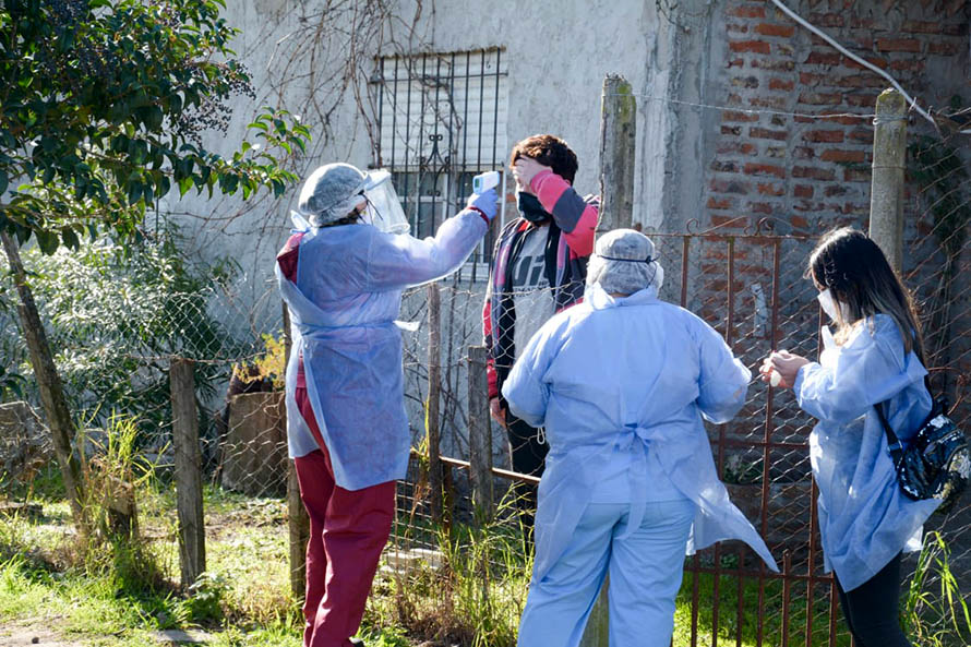 El operativo Detectar también se implementará en los barrios de Mar del Plata