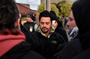 """Violencia en la empresa de colectivos 25 de Mayo: """"Me tiraron a matar"""""""