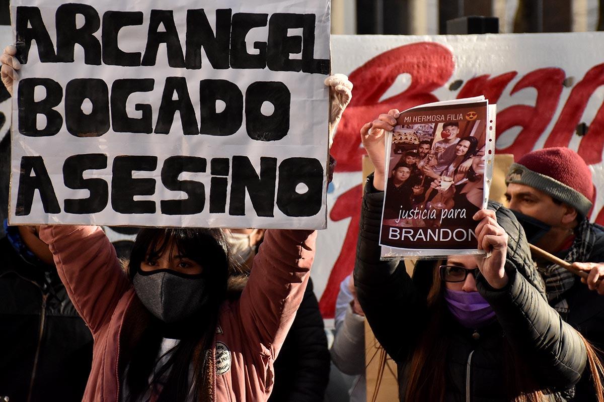 Homicidio de Brandon Romero: la fiscalía pidió el sobreseimiento del policía Bogado