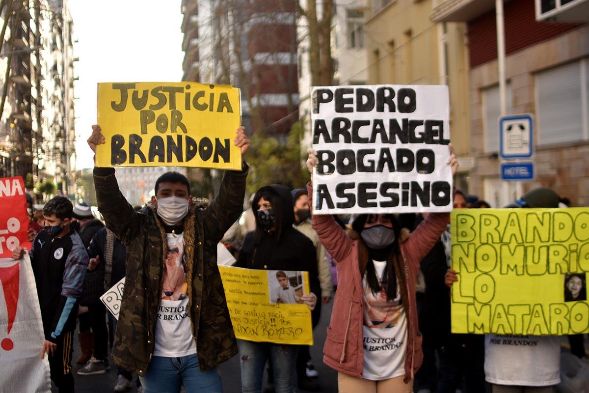 """Brandon Romero: gatillo fácil, """"desborde subjetivo"""" del fiscal y """"cinco mentiras"""""""