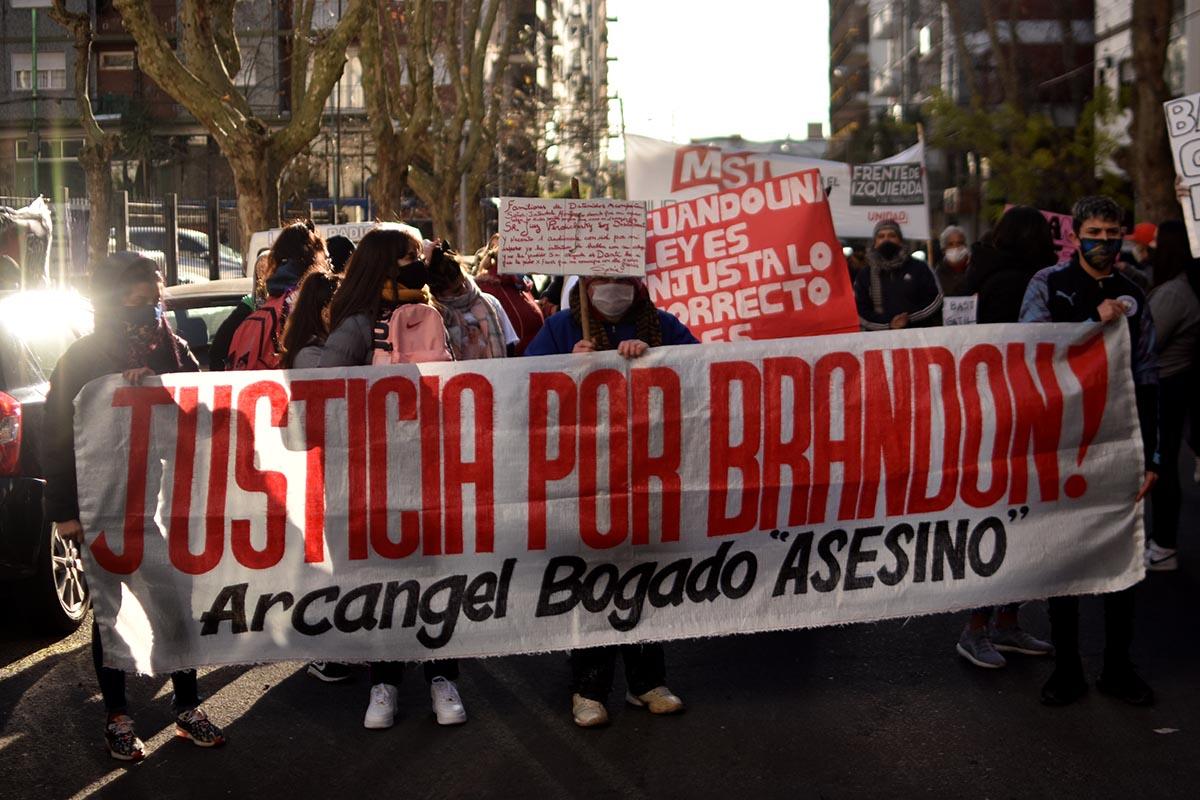 Asesinato de Brandon Romero: cuestionamientos al fiscal ante la Procuración