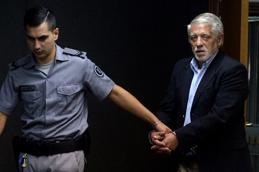 Tras otro pedido, le otorgaron prisión domiciliaria al represor Carlos Robbio