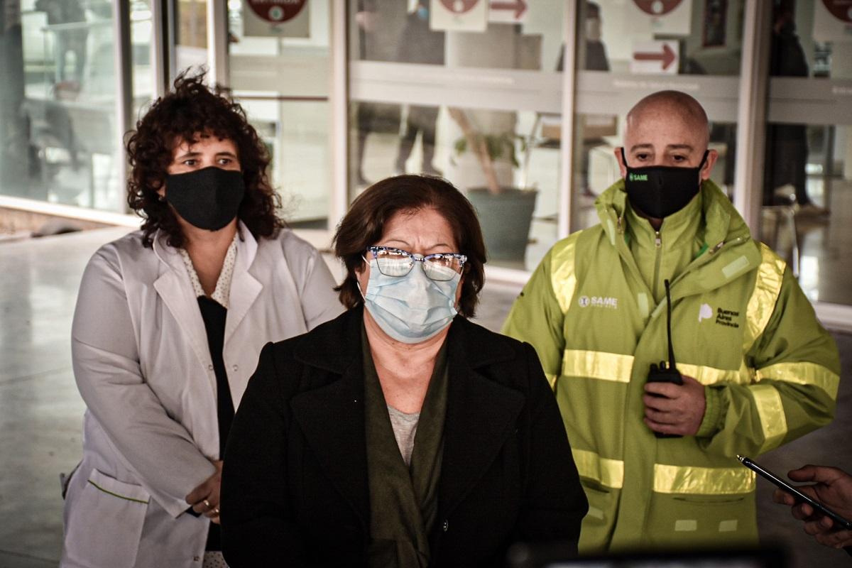 """Coronavirus: """"El brote fue altísimo, tuvo impacto en muchos lugares"""""""