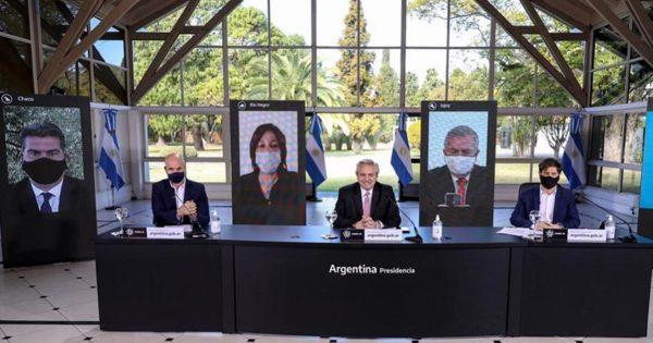 """La cuarentena seguirá hasta el 2 de agosto y con una reapertura """"escalonada"""" en el AMBA"""