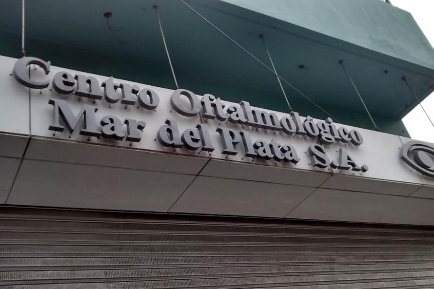 Centro Oftalmológico: uno de los casos positivos también trabaja en el Materno Infantil