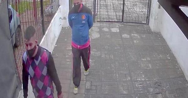 Buscan a dos sospechosos por una violenta entradera en Las Avenidas