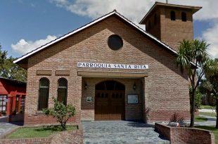 Cerraron la parroquia Santa Rita por dos casos de coronavirus