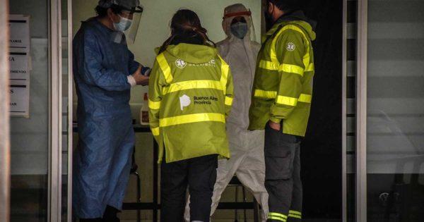 Coronavirus en Mar del Plata: de los últimos 58 casos, 13 son trabajadores de la salud