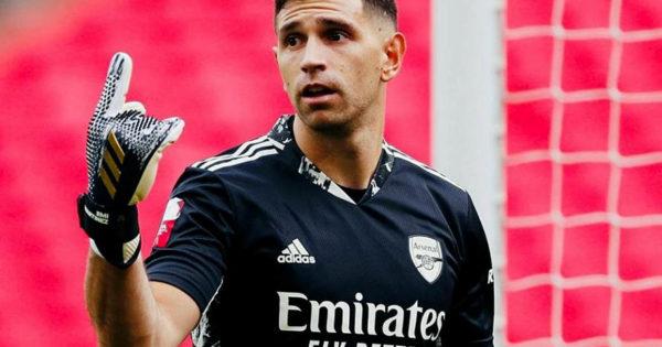 Emiliano Martínez se convirtió en el arquero argentino más caro de la historia