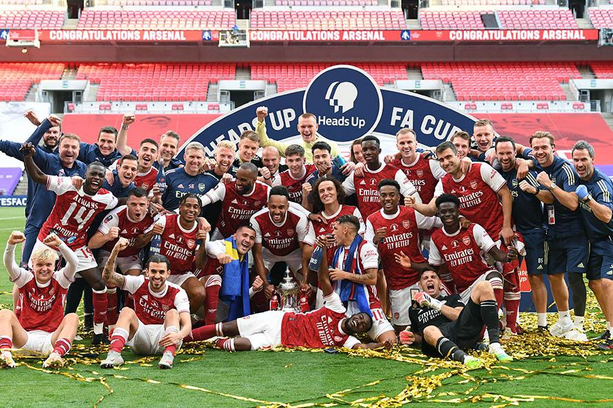Final de FA Cup: el Arsenal de Emiliano Martínez gritó campeón