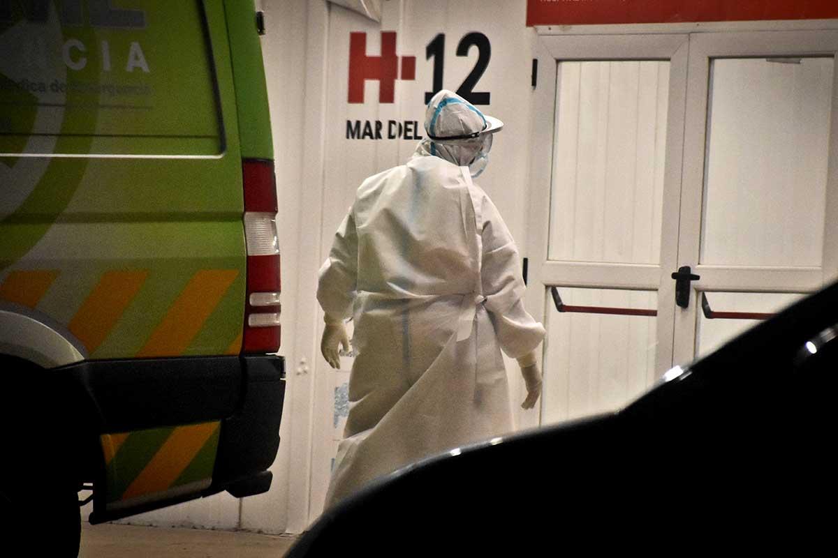 Coronavirus: una nueva muerte y 83 pacientes internados en el HIGA