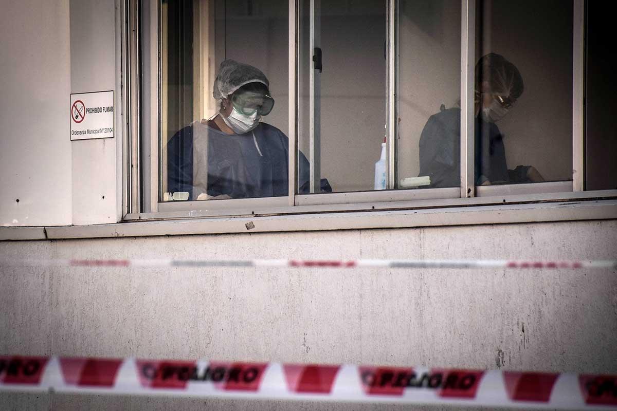 """Coronavirus en Mar del Plata: """"Las clínicas en las áreas covid están prácticamente saturadas"""""""
