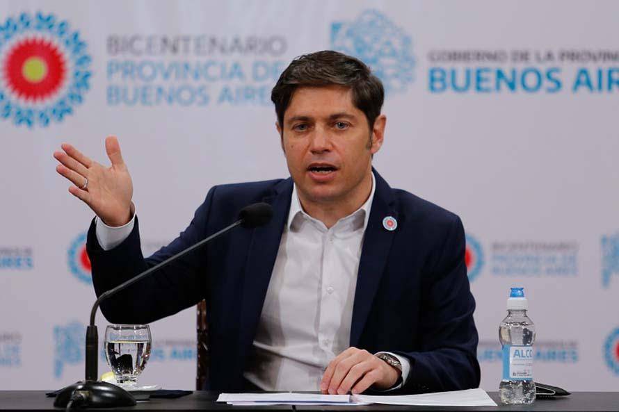 """Kicillof: """"Esperamos poder controlar la situación sanitaria en Mar del Plata"""""""