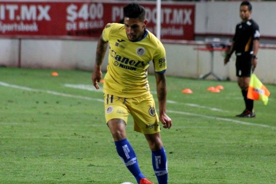 Marcos Astina se convirtió en nuevo jugador de Alvarado