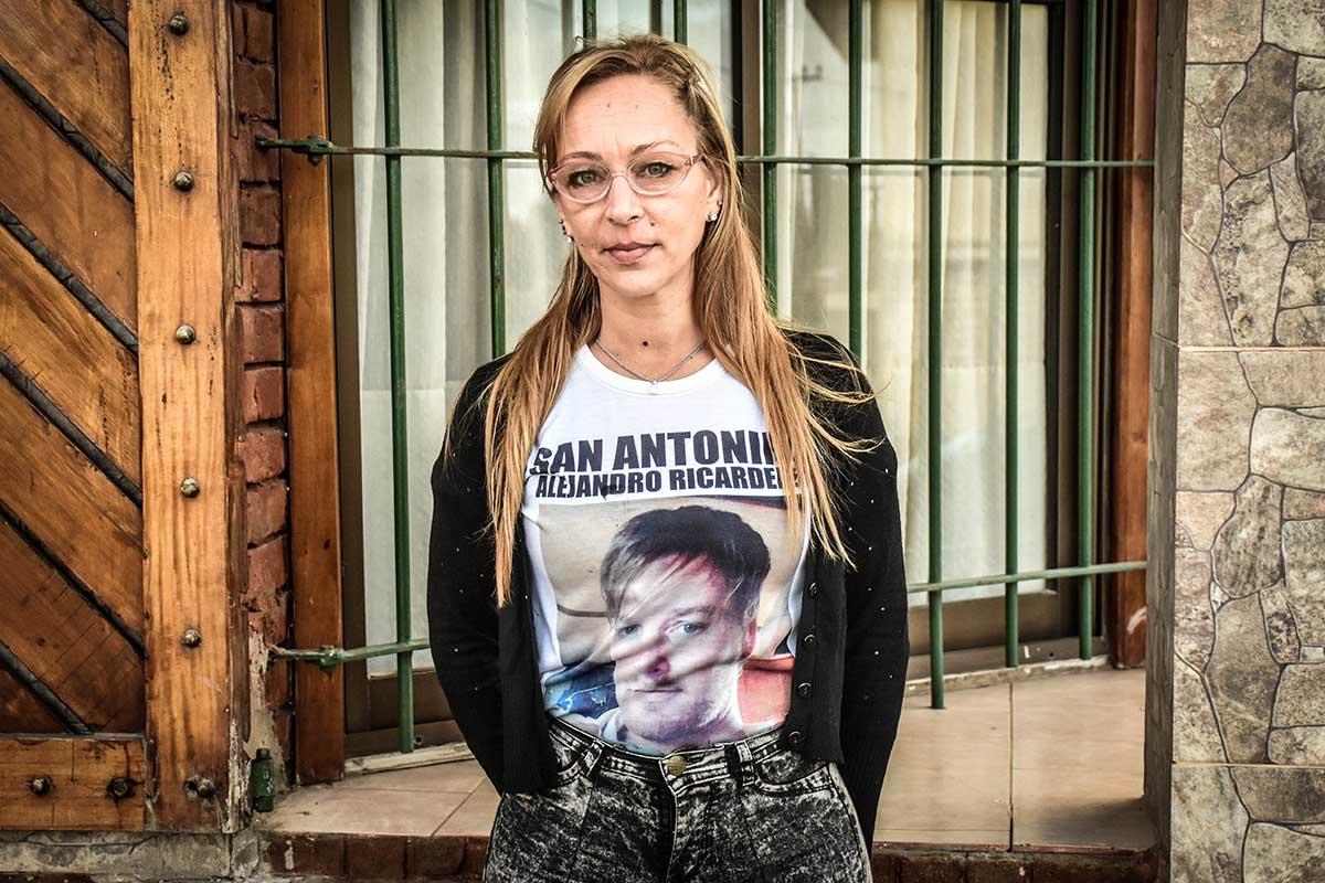 """San Antonino, cuatro años después: """"Sigo por la memoria de mi hermano"""""""