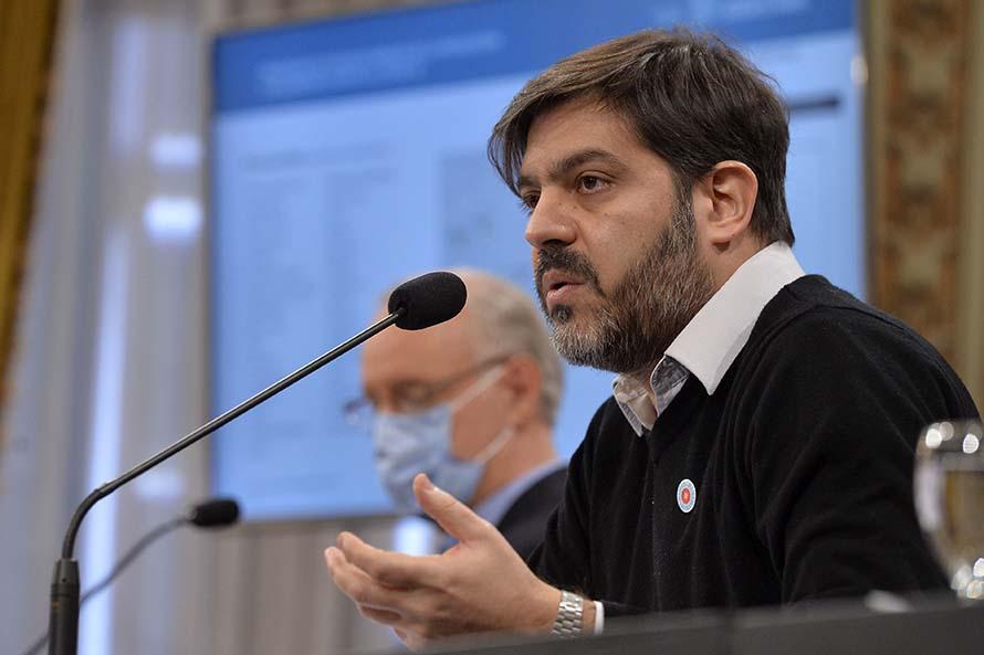 """Mesas en la calle: Bianco dijo que trabajan para realizar un """"control muy claro"""""""