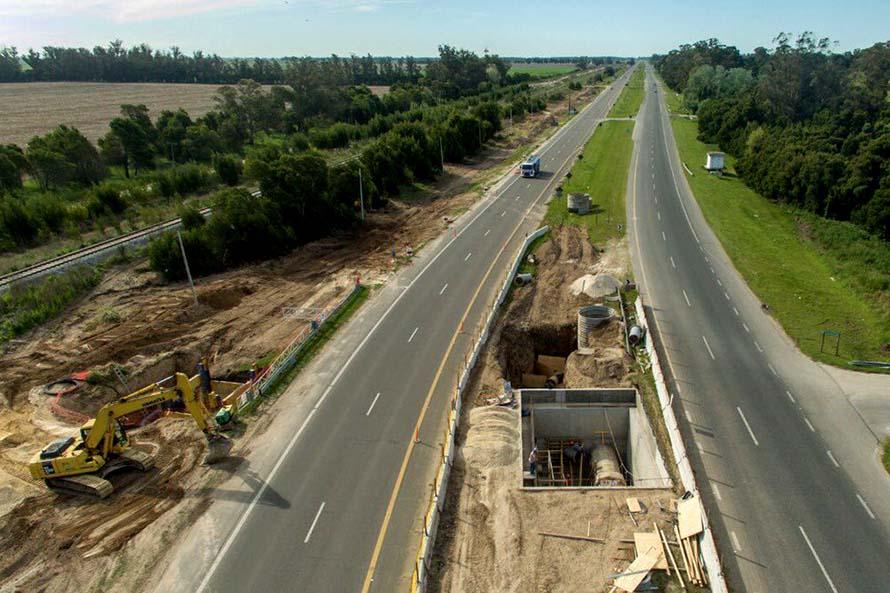 Acueducto oeste: empalme final para potenciar el sistema de agua en Mar del Plata