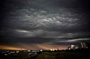 Renuevan el alerta meteorológico por tormentas fuertesen Mar del Plata