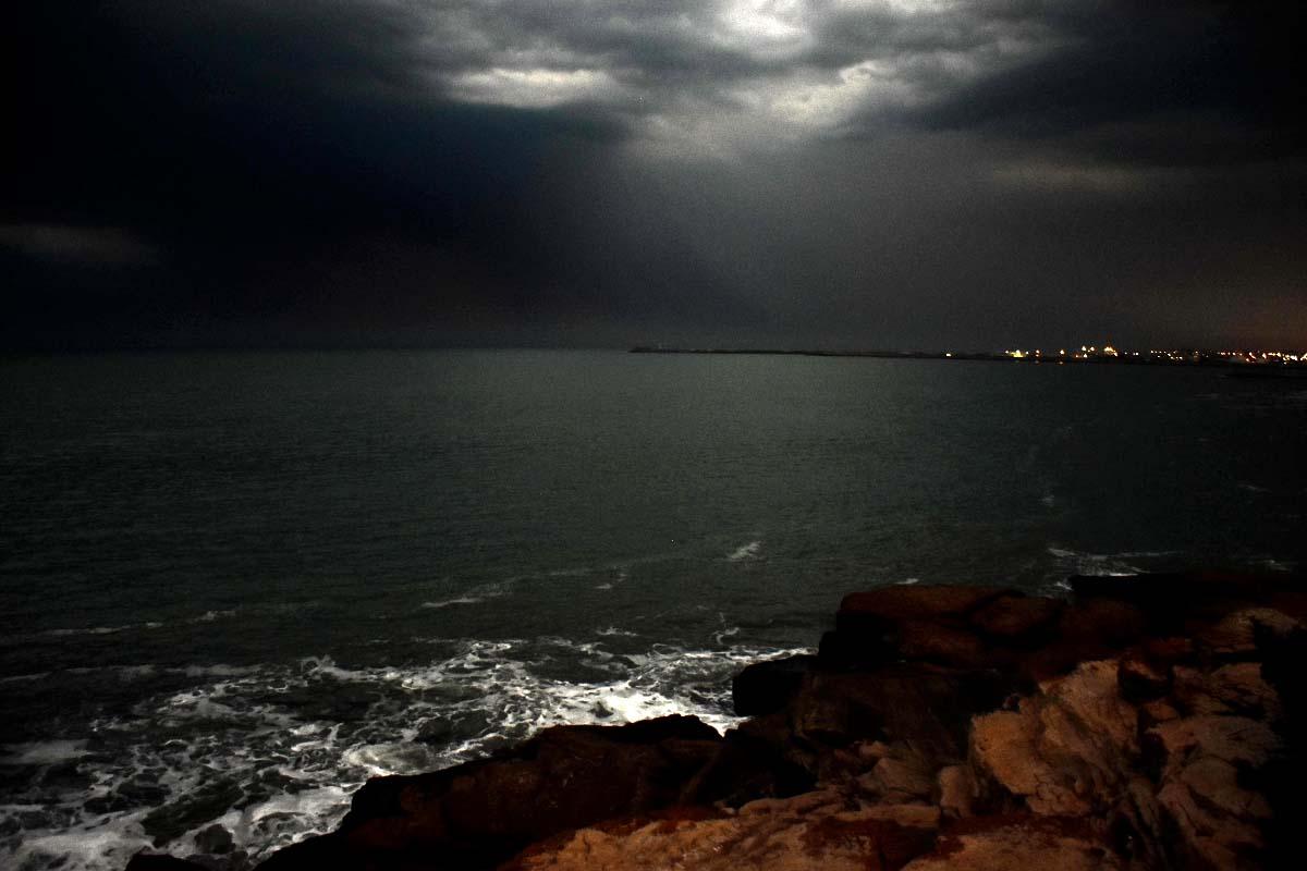 Rige un alerta meteorológico en Mar del Plata por tormentas fuertes