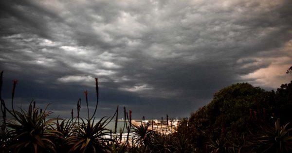 Emiten un alerta a corto plazo para Mar del Plata por tormentas fuertes y ráfagas