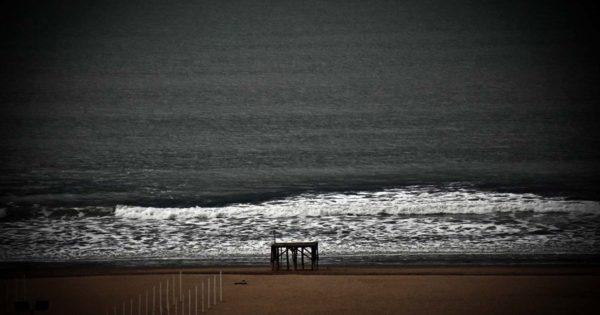 Está vigente un alerta meteorológico por tormentas fuertes en Mar del Plata
