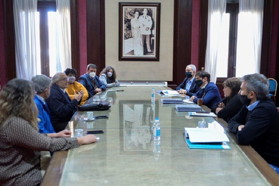 La CPM pidió el apartamiento del fiscal Fernández Garello ante Kicillof