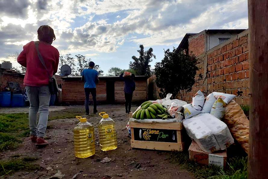 Los comedores barriales triplicaron la asistencia desde que se inició la pandemia
