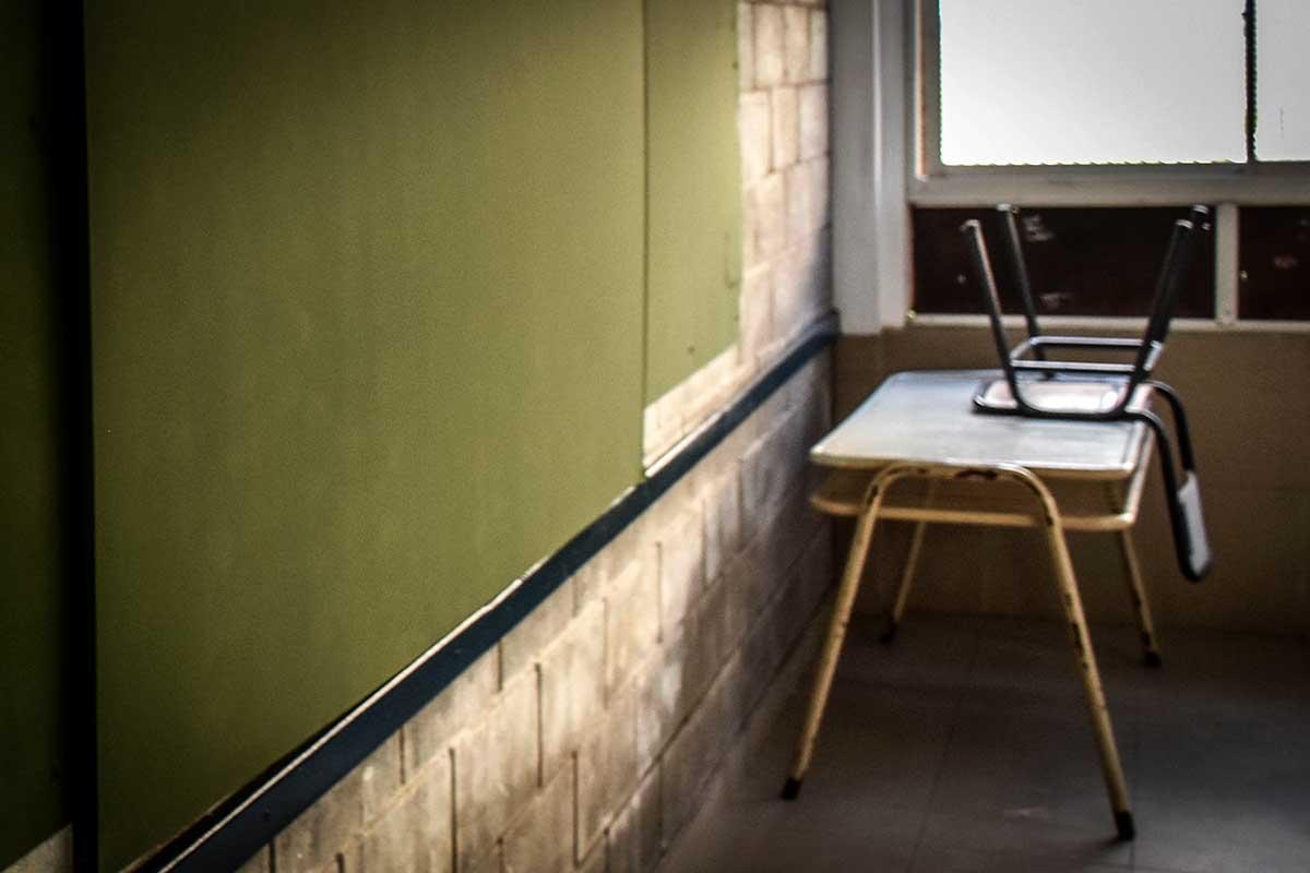 """Clases: cómo funciona la """"evaluación de riesgo"""" para el regreso a las aulas"""