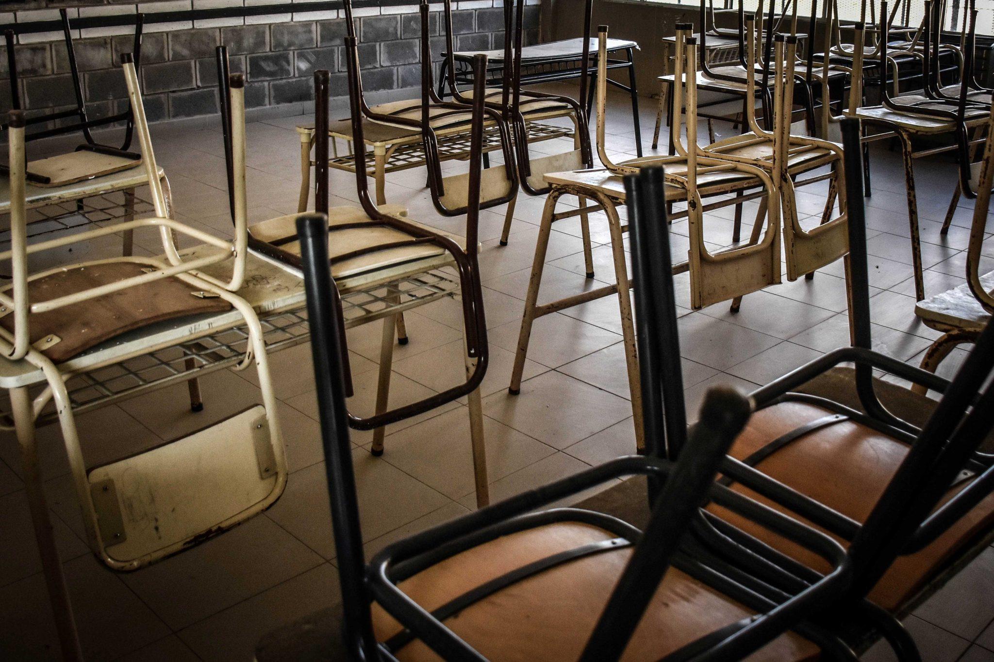 Críticas de docentes a los protocolos sanitarios para la vuelta a la presencialidad