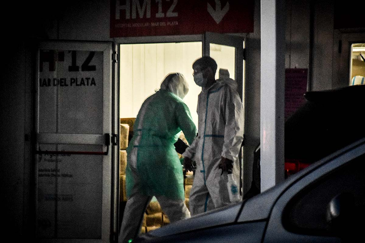Coronavirus: miércoles con más recuperados que contagiados en Mar de Plata