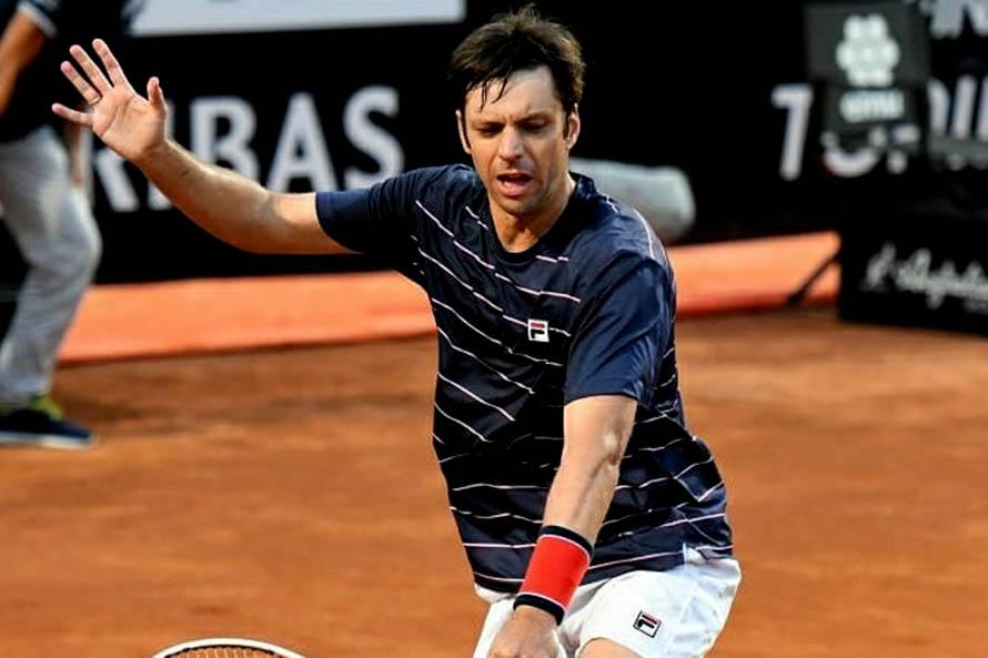 Horacio Zeballos vuelve a estar entre los tres mejores del mundo en dobles