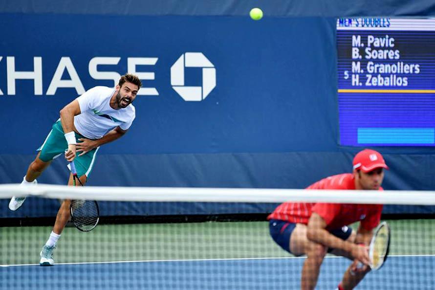 Tenis: sin complicaciones, Horacio Zeballos avanzó de ronda en Kitzbühel
