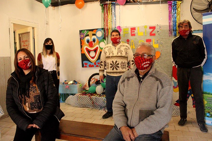 El Centro Cultural La Casa de Enfrente y Pucará celebraron el mes de las infancias