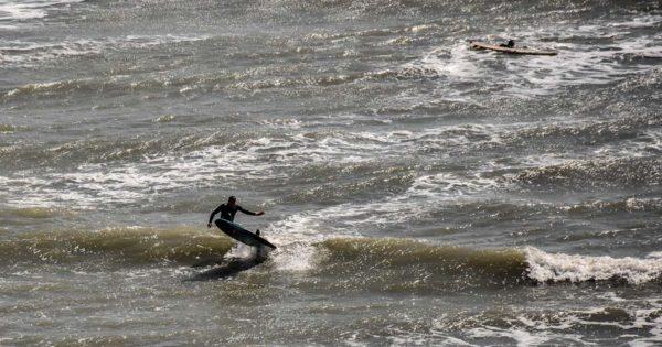 Surf: luz verde para el comienzo de la segunda fecha del Tour Argentino