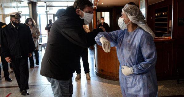 Coronavirus: el Municipio incorporó un hotel para tratar pacientes moderados