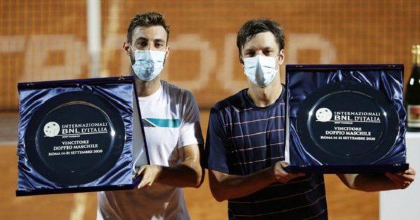 Horacio Zeballos se consagró campeón del Masters de Roma