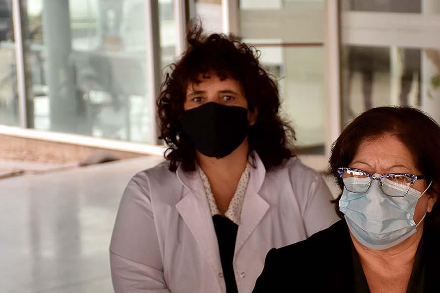 La subsecretaria de Salud municipal dio positivo en coronavirus