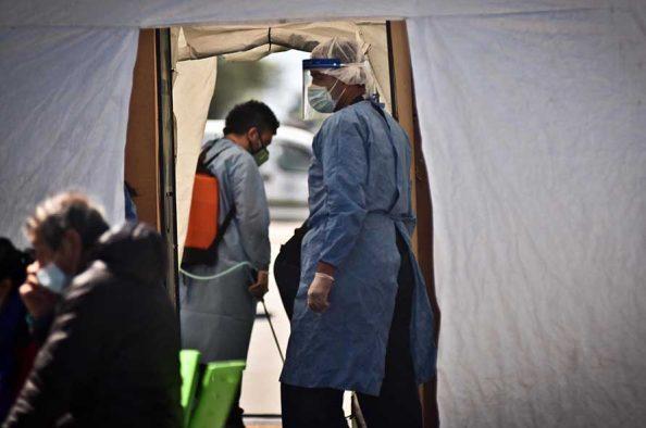 Coronavirus en Mar del Plata: confirman 259 nuevos casos y otras 8 muertes