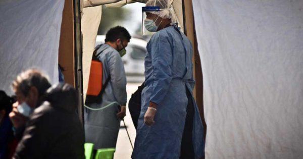 Coronavirus: la semana empieza con otros 278 casos positivos en Mar del Plata
