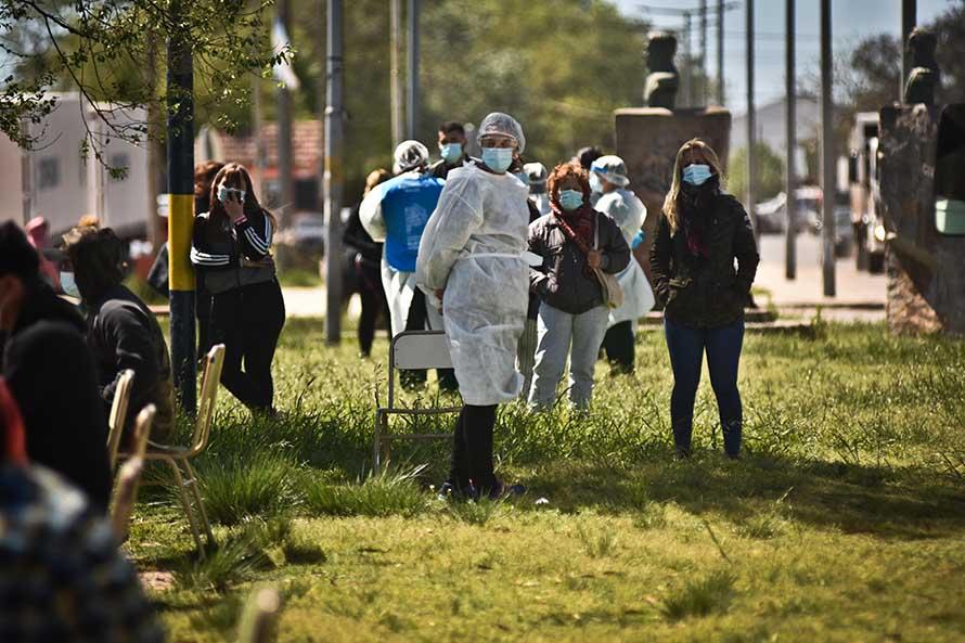 Coronavirus: se suman 337 casos, 441 recuperados y diez muertes en Mar del Plata
