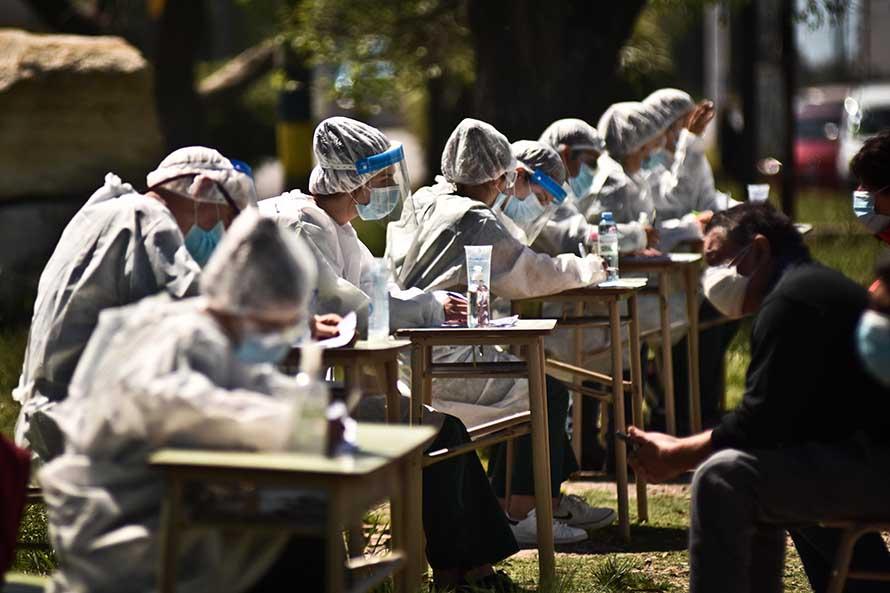 Coronavirus: Mar del Plata superó los 20 mil contagios desde el inicio de la pandemia